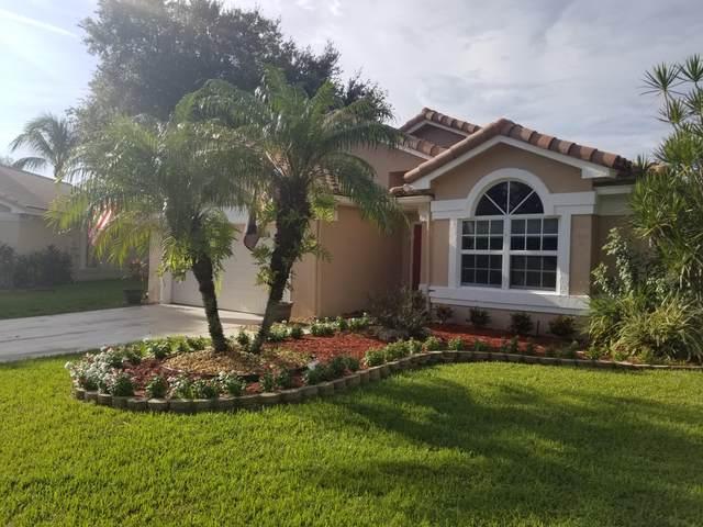 5851 Amethyst Court, Boynton Beach, FL 33472 (MLS #RX-10657649) :: Castelli Real Estate Services