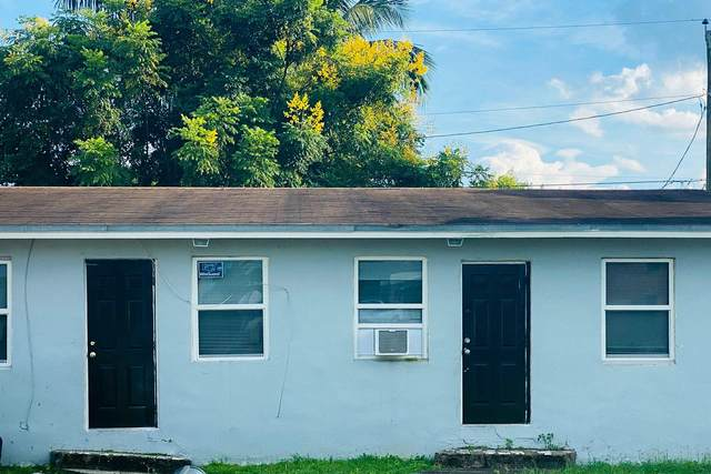 908 W A A Avenue, Belle Glade, FL 33430 (MLS #RX-10657651) :: Laurie Finkelstein Reader Team