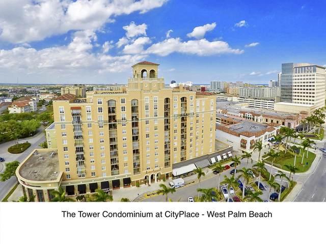651 Okeechobee Boulevard #309, West Palm Beach, FL 33401 (#RX-10657678) :: Posh Properties