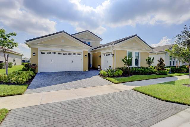 5848 Whippoorwill Circle, Loxahatchee, FL 33470 (MLS #RX-10657702) :: Laurie Finkelstein Reader Team