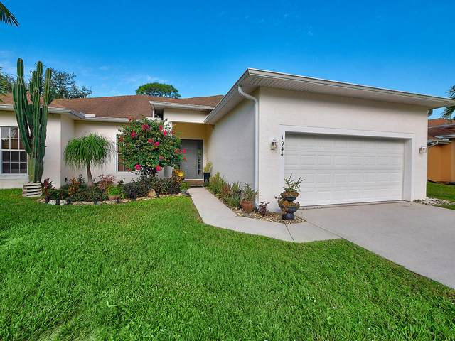1944 SW Aladdin Street, Port Saint Lucie, FL 34953 (#RX-10657721) :: Ryan Jennings Group