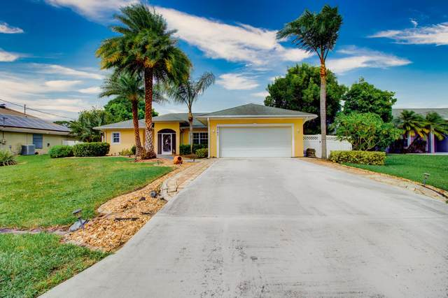 2161 SW Colwell Avenue, Port Saint Lucie, FL 34953 (#RX-10657725) :: Ryan Jennings Group