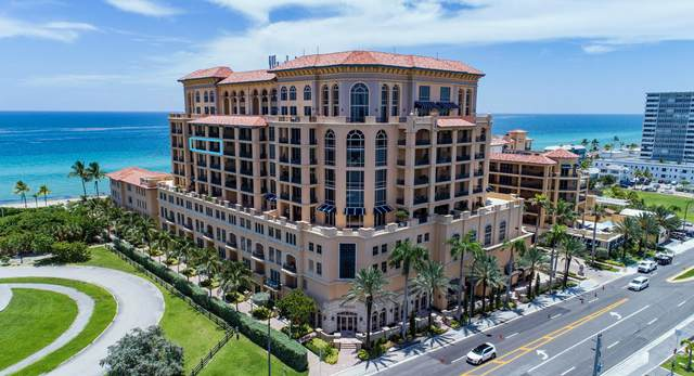 3501 N Ocean Drive 7F, Hollywood, FL 33019 (#RX-10657726) :: Ryan Jennings Group