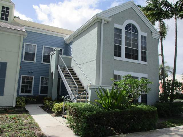 1275 Crystal Way P, Delray Beach, FL 33444 (#RX-10657729) :: Ryan Jennings Group