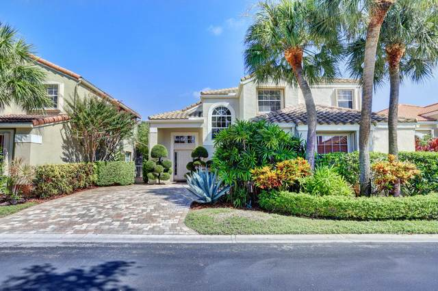 6302 Via Palladium, Boca Raton, FL 33433 (MLS #RX-10657733) :: Berkshire Hathaway HomeServices EWM Realty