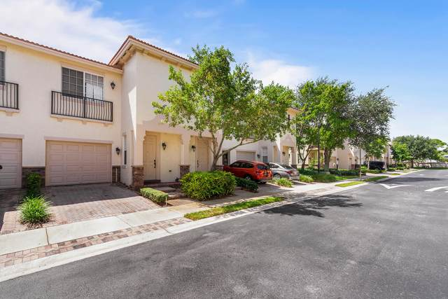 116 S Longport Circle 13B, Delray Beach, FL 33444 (#RX-10657742) :: Ryan Jennings Group
