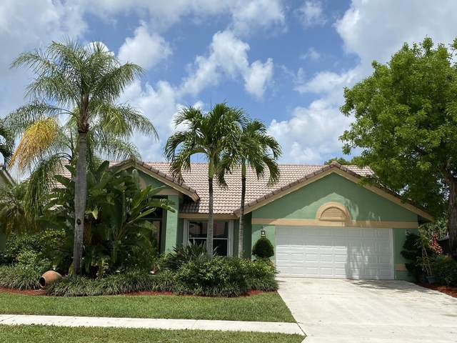 6732 Brookhurst Circle, Lake Worth, FL 33463 (#RX-10657749) :: Ryan Jennings Group