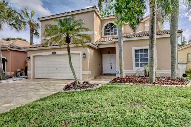 4034 NW 62 Court, Coconut Creek, FL 33073 (MLS #RX-10657753) :: United Realty Group