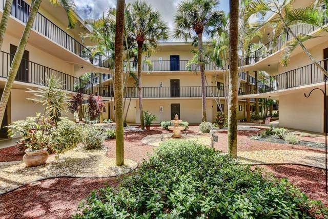5370 Las Verdes Circle #302, Delray Beach, FL 33484 (#RX-10657760) :: Ryan Jennings Group