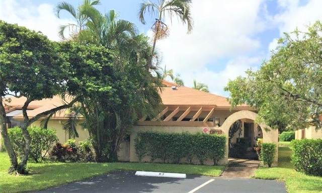 13608 Coconut Palm Court B, Delray Beach, FL 33484 (#RX-10657776) :: Ryan Jennings Group