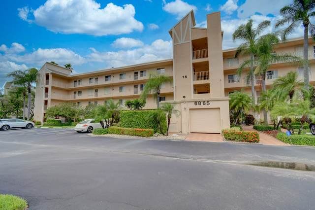 6865 Huntington Lane #404, Delray Beach, FL 33446 (#RX-10657788) :: Ryan Jennings Group