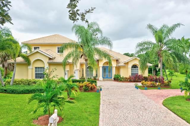 9529 Shadow Lane, Fort Pierce, FL 34951 (#RX-10657800) :: Ryan Jennings Group