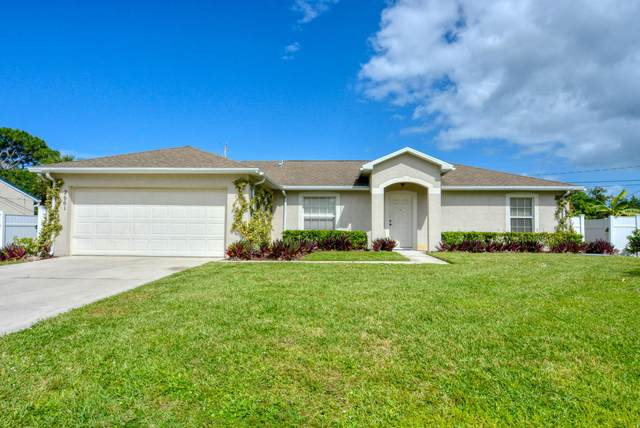 2661 SE Melaleuca Boulevard, Port Saint Lucie, FL 34952 (#RX-10657806) :: The Reynolds Team/ONE Sotheby's International Realty
