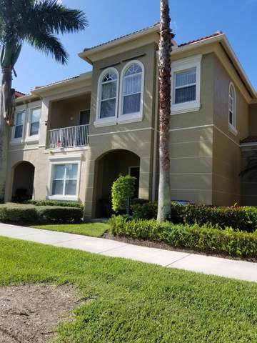 4930 Bonsai Circle #100, Palm Beach Gardens, FL 33418 (MLS #RX-10657807) :: Berkshire Hathaway HomeServices EWM Realty