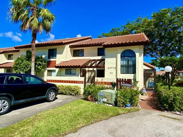 10772 Bahama Palm Way #102, Boynton Beach, FL 33437 (#RX-10657818) :: The Reynolds Team/ONE Sotheby's International Realty