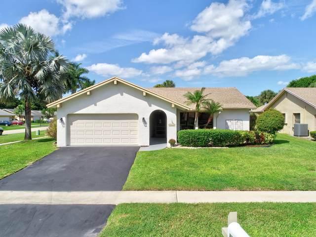 18113 105th Avenue S, Boca Raton, FL 33498 (#RX-10657845) :: Ryan Jennings Group