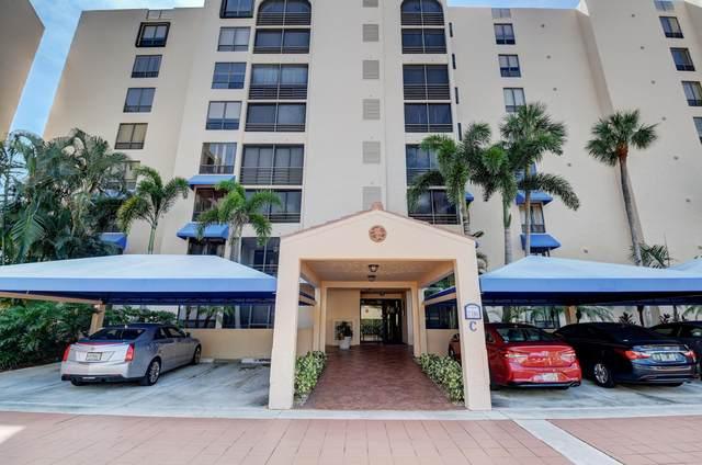 7186 Promenade Drive #102, Boca Raton, FL 33433 (#RX-10657848) :: Ryan Jennings Group