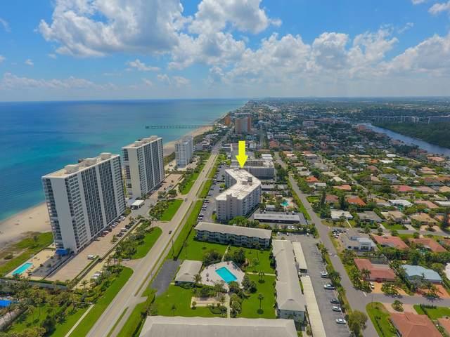 2851 S Ocean Boulevard U-1, Boca Raton, FL 33432 (MLS #RX-10657870) :: Berkshire Hathaway HomeServices EWM Realty