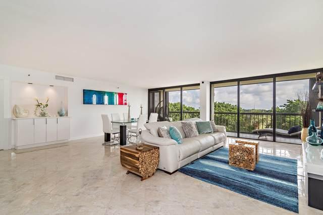 2480 Presidential Way #503, West Palm Beach, FL 33401 (MLS #RX-10657886) :: Berkshire Hathaway HomeServices EWM Realty