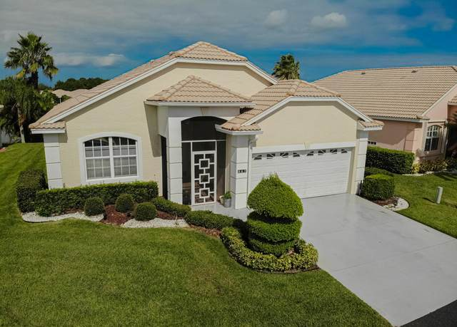 867 NW Sorrento Lane, Port Saint Lucie, FL 34986 (#RX-10657901) :: The Rizzuto Woodman Team