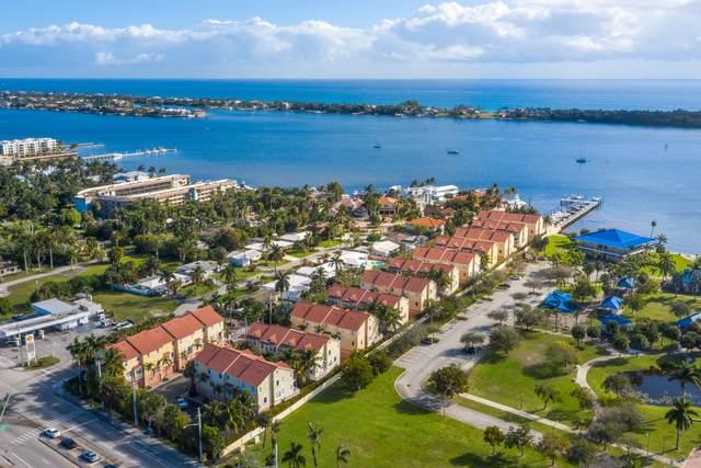 106 Harbors Way #106, Boynton Beach, FL 33435 (#RX-10657923) :: The Reynolds Team/ONE Sotheby's International Realty