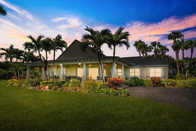 2821 S Indian River Drive, Fort Pierce, FL 34982 (#RX-10657933) :: The Reynolds Team/ONE Sotheby's International Realty