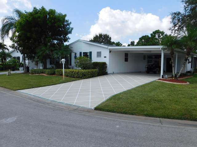 7835 White Ibis Way, Port Saint Lucie, FL 34952 (#RX-10657940) :: The Reynolds Team/ONE Sotheby's International Realty