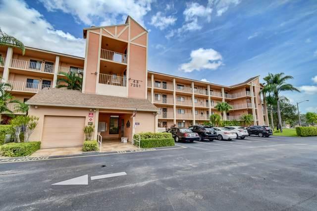 7351 Kinghurst Drive #206, Delray Beach, FL 33446 (#RX-10657965) :: The Rizzuto Woodman Team