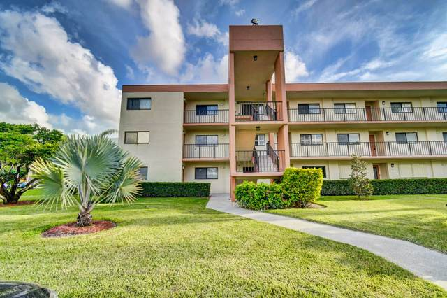 5598 Witney Drive #301, Delray Beach, FL 33484 (MLS #RX-10657970) :: Berkshire Hathaway HomeServices EWM Realty