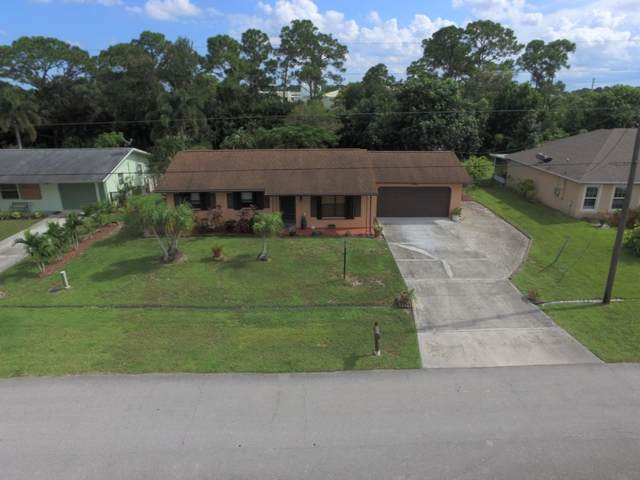 341 SE Calmoso Drive Drive, Port Saint Lucie, FL 34983 (#RX-10657987) :: The Reynolds Team/ONE Sotheby's International Realty