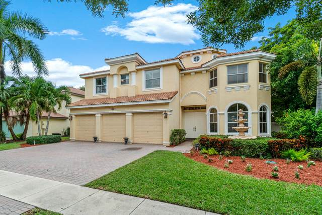 2667 Danforth Ter Terrace, Wellington, FL 33414 (MLS #RX-10658002) :: Laurie Finkelstein Reader Team