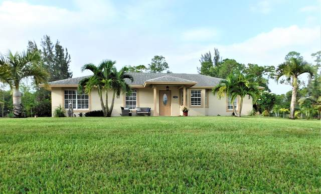 17621 Orange Grove Boulevard, Loxahatchee, FL 33470 (#RX-10658013) :: The Reynolds Team/ONE Sotheby's International Realty