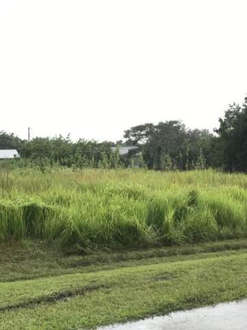 718 SW Crean Terrace, Port Saint Lucie, FL 34953 (#RX-10658023) :: The Rizzuto Woodman Team
