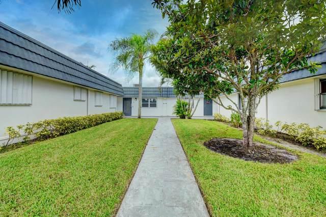 76 Waterford D, Delray Beach, FL 33446 (MLS #RX-10658025) :: Berkshire Hathaway HomeServices EWM Realty