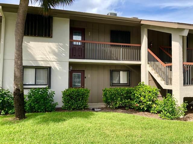 1600 NE Dixie Highway 13-102, Jensen Beach, FL 34957 (MLS #RX-10658036) :: Miami Villa Group