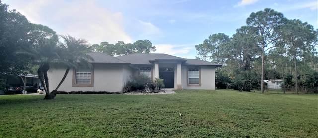 16627 N 92nd Lane, Loxahatchee, FL 33470 (MLS #RX-10658041) :: Berkshire Hathaway HomeServices EWM Realty
