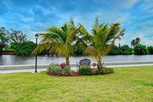 3 Colonial Club Drive #103, Boynton Beach, FL 33435 (#RX-10658067) :: Posh Properties