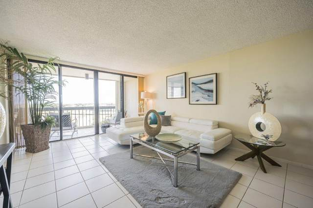 2425 Presidential Way #801, West Palm Beach, FL 33401 (#RX-10658087) :: Signature International Real Estate
