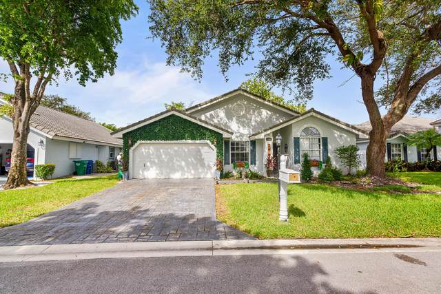 5470 Pine Circle, Coral Springs, FL 33067 (MLS #RX-10658098) :: United Realty Group