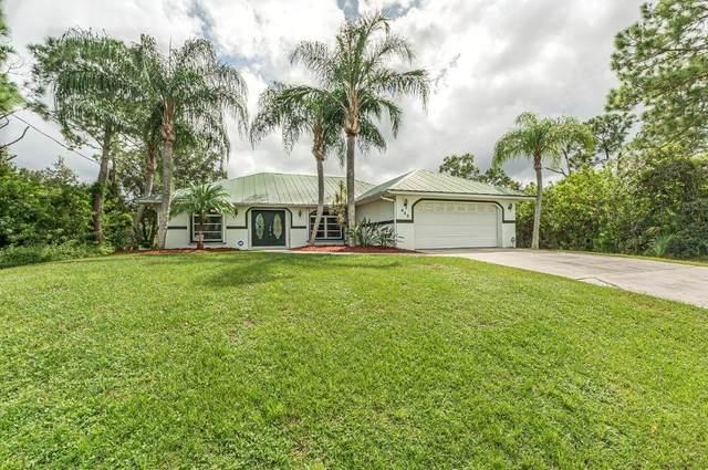 668 Concha Drive, Sebastian, FL 32958 (MLS #RX-10658110) :: Berkshire Hathaway HomeServices EWM Realty