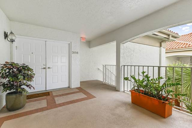 7369 Orangewood Lane 308-D, Boca Raton, FL 33433 (MLS #RX-10658114) :: THE BANNON GROUP at RE/MAX CONSULTANTS REALTY I