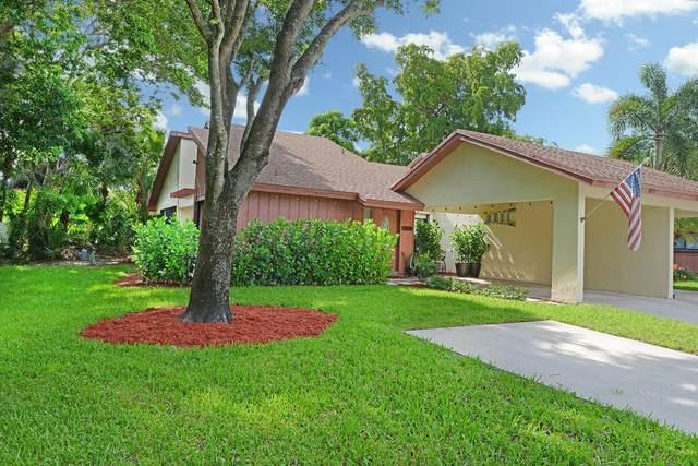 1858 Tamarind Lane, Coconut Creek, FL 33063 (MLS #RX-10658116) :: United Realty Group