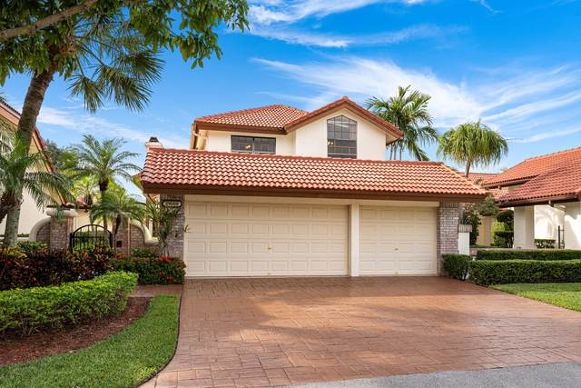 21669 Town Place Drive, Boca Raton, FL 33433 (MLS #RX-10658134) :: Miami Villa Group