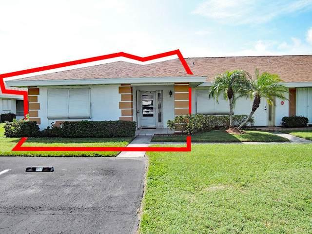 623 Pines Knoll Drive A, Fort Pierce, FL 34982 (MLS #RX-10658213) :: Berkshire Hathaway HomeServices EWM Realty