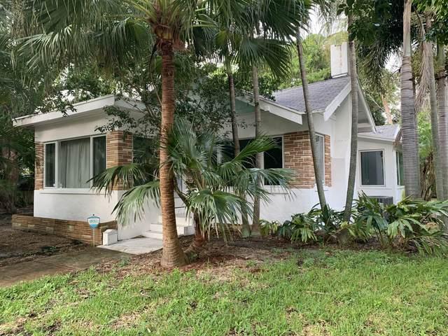 5415 N Flagler Drive, West Palm Beach, FL 33407 (#RX-10658239) :: The Rizzuto Woodman Team