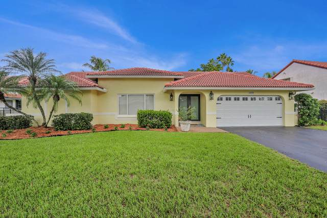 5000 NW 88th Lane, Coral Springs, FL 33067 (MLS #RX-10658276) :: United Realty Group