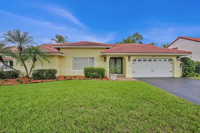 5000 NW 88th Lane, Coral Springs, FL 33067 (#RX-10658276) :: Dalton Wade