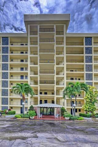 3100 N Palm Aire Drive #204, Pompano Beach, FL 33069 (MLS #RX-10658291) :: United Realty Group