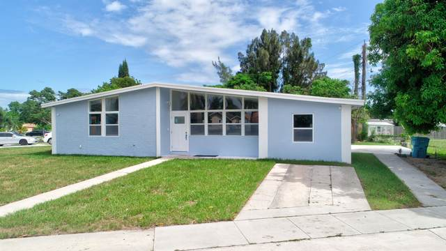 200 SW 7th Street, Boynton Beach, FL 33426 (#RX-10658296) :: Ryan Jennings Group