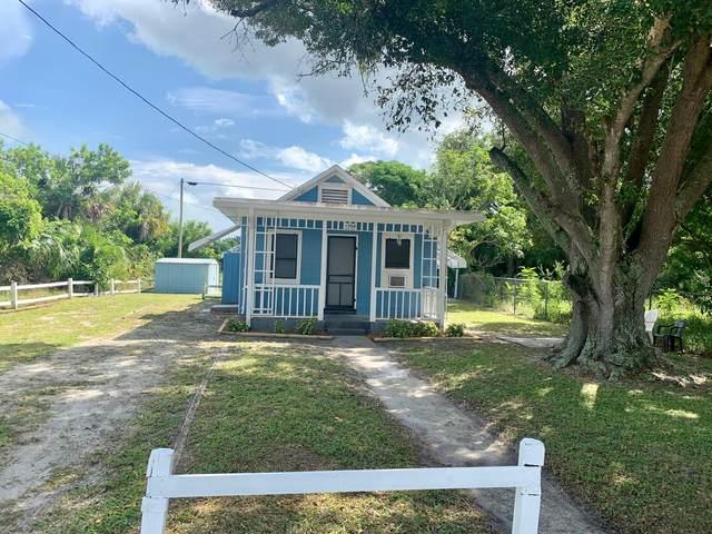 1706 N 15th N Street, Fort Pierce, FL 34950 (#RX-10658329) :: Posh Properties